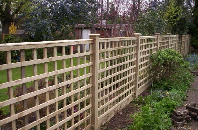 trellis fence panels fencing services liverpool fencing
